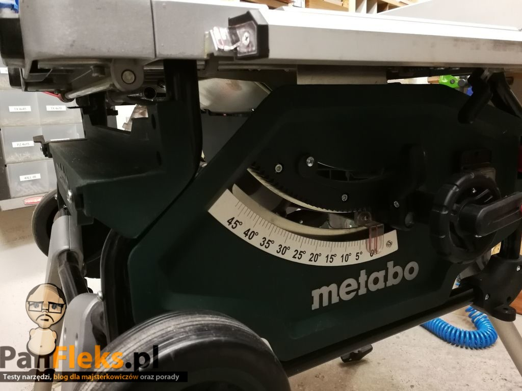 Metabo TS 216