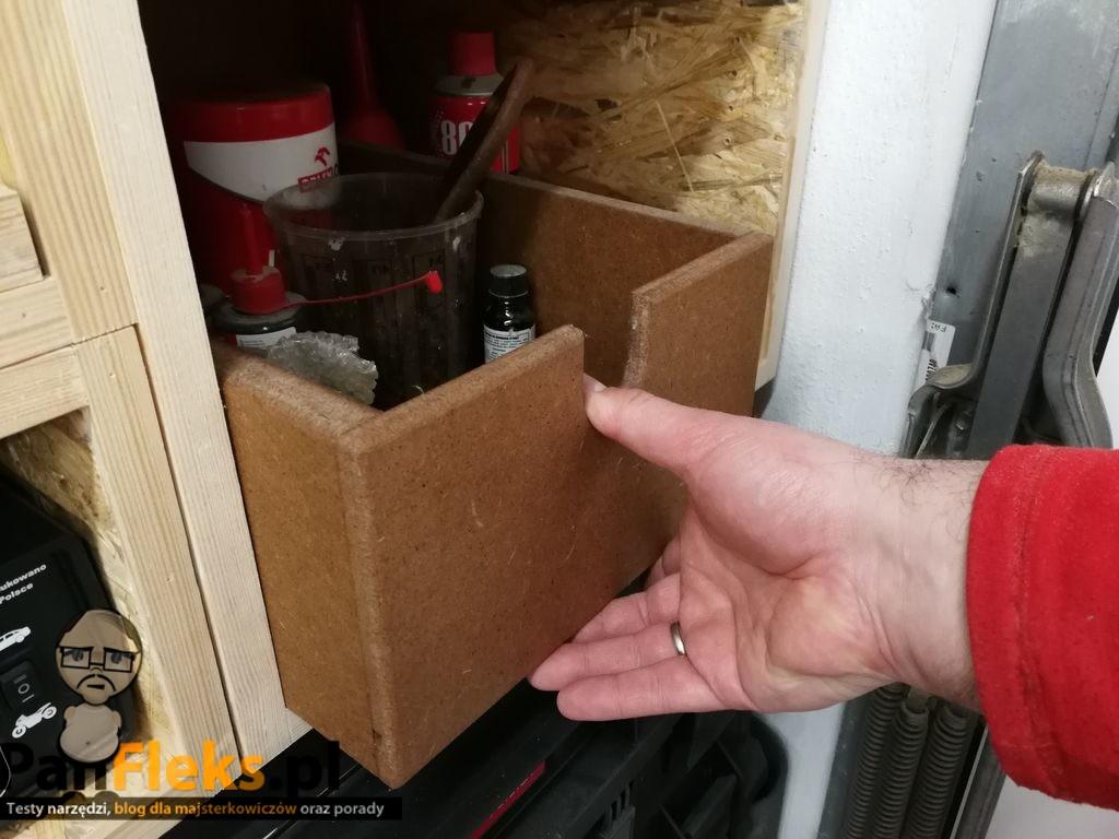 prosta szuflada